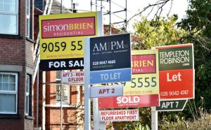 buying property through Estate Agents