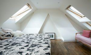 loft conversion. property improvement